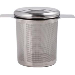 Accessori Cucina Mesh Tea Infuser metallo in acciaio inox coppa setaccio Tea Leaf Filter Holder setaccio bustina di tè ZC1744