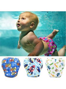 Toddler Baby Boy Girl Swim Diapers Reuseable Adjustable for Baby Swimming Lesson for 0-3 years old pieluchy wielorazowe