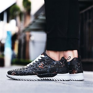 White Men's Loafers Men's Casual Shoes Hot Sale Sale2019 Breathable Summer Men Custom Shoes