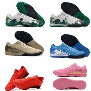 2020 erkek futbol ayakkabıları Mercurial Buharlar 13 Pro IC TF kapalı futbol krampon CR7 Cristiano Ronaldo futbol botları NJR Neymar scarpe calcio