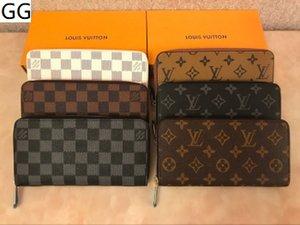 nakliye kadınlar cüzdan çanta çift fermuar, metal yay düğüm uzun çoklu kart yüksek kapasiteli basınç hattı kız hediye telefon cüzdan 9QYE cüzdanlar