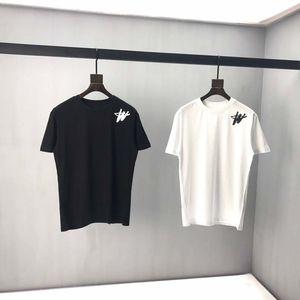 2020 Spring T-Shirt for Women Casual harajuku Rainbow Strip Print