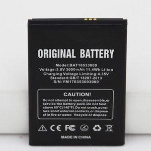 Batterie de rechange 3000mAh pour BAT16533000 Doogee X9 X9S 5,5 pouces batterie de téléphone portable