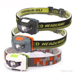 AloneFire HP30 Calidad 4 Modos DEL LED Imperméables Mini Faro Proyector o luz principal par Montar acampar Al Aire Libre