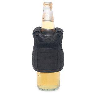 Mini gilet Bottle Cover Cover Couverture Personnalité Les bouteilles de portefeuille de refroidisseur décorent des couvertures de vin de qualité supérieure de qualité portable neuve 13zj J1