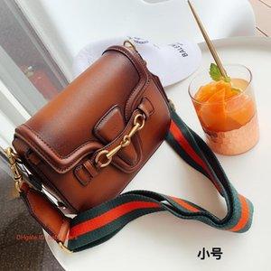 Designer Crossbody Bag Designer Handbags New Crossbody Bag Women Lambskin Chain High Quality Classic Flip Genuine Leather Shoulder 08176