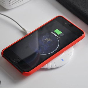 5W Fast Wireless Charging Pad RDHT-KD-16 for iPhone 11 Pro Max X XS Max XR Samsung Galaxy Note 10 Plus Wireless Charger