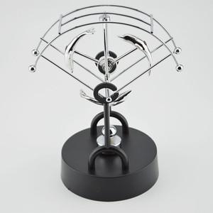 Manyetik kıpırdatıcı elektrikli metal daimi enstrüman / sürekli hareket makinesi ev süsleme mefruşat ürünleri fırça adım sallamak mobil