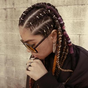 DIY Einfache Multi-Legierung Kleine Plait Haar-Klipp-Gutter Kopf Straßen-Verschlusshaarnadel Haarstyling Werkzeuge Zubehör
