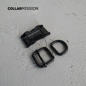 10pcs (fibbia in metallo + regolare fibbia ad anello + D / set) 20 millimetri inciso fibbia, Forniamo laser servizio di incisione personalizzare LOGO
