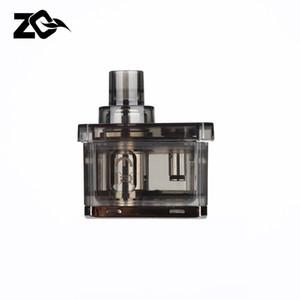 2020 i più nuovi più caldo 3ml ZQ Moox Pod con 0.6ohm Mesh bobine 1.2ohm Ni-cromato per DTL e MTL Vape Pod