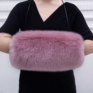 Mode femme-feitong nouvel hiver garder gant cadeau de Noël faux doux de la mode des gants chauds pour dames fille # 25