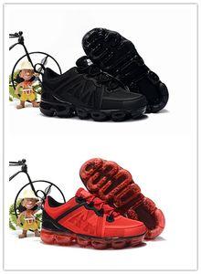 nike air max airmax vm New baby kid Knitting Portable Kids Running Shoes Bambini 2019 cuscino KPU Calzature sportive Ragazzi Ragazze Training Sneakers
