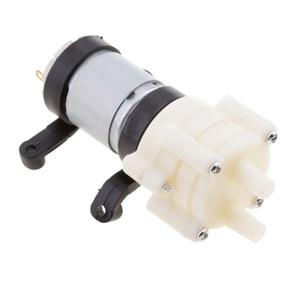 DC 12V Motor Electric Tea Pot Tea Tray Mini Gear Water Pump for 7.5mm Hose
