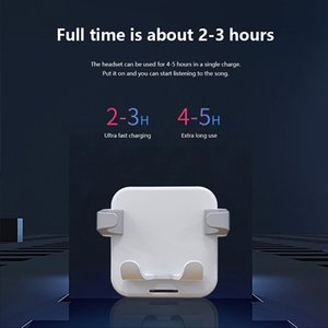 QI Wireless Charger Car Air Vent Charging Stand for Apple Airpods Air Pods Airdots Earphone Quicharge Induction Dock Bracket