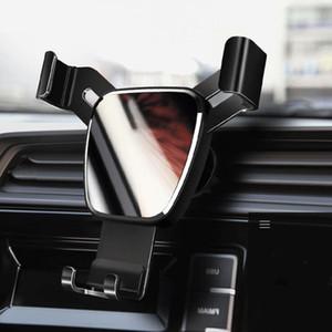 New Style Cute Pet On-Board-Telefon-Halter-Auto-Einfassungs-Auto-Luft-Anschluss Handy-Halterung Car Gravity-Halter für iPhone Huawei Xiaomi