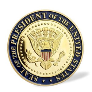 INS 2020 Donald Trump Souvenir Münze Dollar Make America Great Again Gedenkmünzen Crafts Amerika General Election Waren Artikel E3409