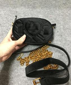 2021new style Die beliebtesten Luxus-Handtaschen Männer Frauen Tasche Designer Mini Messenger Bags feminina Samt Mädchen Gürteltasche mit 2216