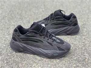 2019 Lanzamiento 700 Vanta Kanye West Nuevas zapatillas deportivas 700S Hombre Hombre Mujer Zapatos para correr Vienen con la caja original FU6684 EE. UU. 5-13