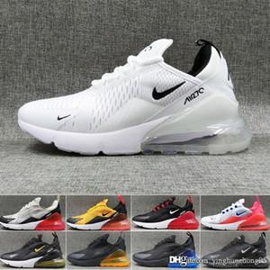 nike air max 270 270s 27c airmax  2019 TN Almofada Sneakers Sports Designer Dos Homens Tênis de Corrida Instrutor Estrada Estrela BHM Mulheres De Ferro Tênis Tamanho 36-45 R6233
