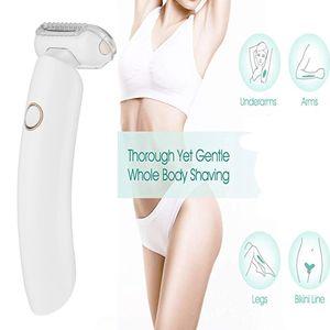 Epilators wet dry women shaver female epilator shaving machine lady hair removal trimmer epilator for face bikini body leg underarms
