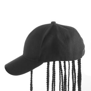 Синтетические Парики Для Чернокожих Женщин Вязание Крючком Косы Twist Jumbo Dread Faux Locs Прическа Длинные Афро Коричневые Волосы