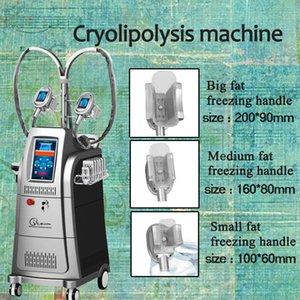 Cryolipolysis Vacuum adelgaza equipos de belleza cryolipolysis al vacío lipo láser equipos de belleza rf reafirmante piel más popular