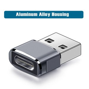 Type C Female to USB Male Adapter