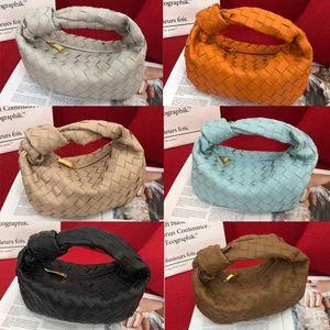 2020 kadın lüks tasarımcı cüzdan Çanta modacı çantası Kadın çanta Yuvarlak hobo çanta dokuma deri bayan çanta