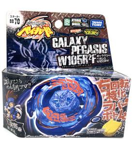 Kostenloser Versand 100% Takara Tomy ursprüngliche Takara Tomy Galaxy Pegasis W105R2F Bayblade (BB70) für Tag der Kinder Spielzeug