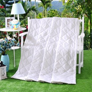 floral style summer comforter 150*200cm 180*200cm 200*230cm quilted Quilt thin bedding Blanket  Plaids