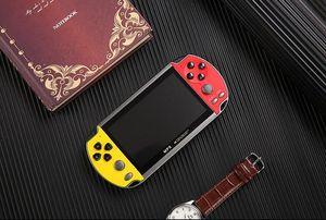 4,3 pouces pour GBA portable de jeu Console X7 joueur 300 Gratuit Jeux Rétro d'affichage LCD Game Player vs commutateur prise factroy