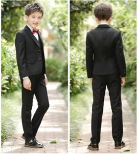2018 high quality Formal Suits for Weddings Kids Prom Suits Wedding Kids or Party Children Clothing Boy For party