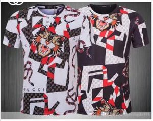 2020 SS New Arrival t-shirt Top Quality D2 roupas masculinas Imprimir Tees manga curta M-3XL DT525 C11 D140