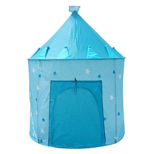 Play Tent for Kids, Indoor Up Playhouse Tent for Boys and Girls Folding Play House