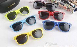 20pcs Wholesale classic plastic sunglasses retro vintage square sun glasses for women men adults kids children