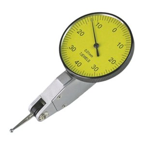 Endüstriyel dereceli Büyük kapasiteli Gösterge 0-0.8mm / 0.01mm Doğruluk Dial kolunu
