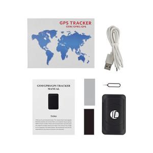 En gros GPS Tracker Voiture TK202B Construit 4400Ma Veille 2G Véhicule Tracker GPS Locator Étanche Aimant Voix Moniteur Gratuit Web APP VS TK905