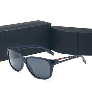 2020 Luxury Desinger Occhiali da sole quadrati con Stamp UV400 Full frame occhiali da sole per le donne gli uomini Accessori di moda 000