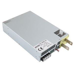 4000W 30V Power Supply 0-30V Adjustable Power 30V AC-DC 0-5V Analog Signal Control SE-4000-30 Power Transformer 30V 133A ON OFF