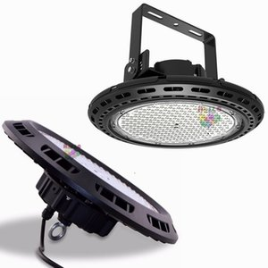 UL FCC UFO LED High Bay Lights 100W 150W 200W 240W LED Industrial Lighting Led warehouse exhibition lighting Lamp CREE Chip+Meanwell driver
