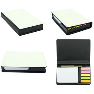 새로운 승화 노트 노트 notepads 케이스 핫 전송 인쇄 노트 케이스 blank diy 맞춤 소모품