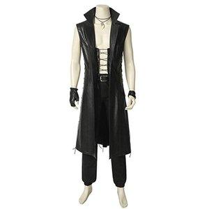 Devil May Cry 5 V cos jaqueta jaqueta cosplay traje do jogo