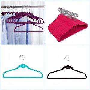 Полка для одежды непрерывная строка черная одежда вешалка крюк нескользящий стекаются нет следов Mcostume магазин платье рамка трансграничное использование 1 49ld p1
