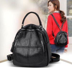 Небольшая рюкзака женской 2020 новой улицы тенденция мини дамы многофункциональный рюкзак Корейского стиль мини-женщинам