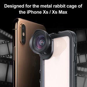 Aluminum Rig Cage Handheld Phone Stabilizer with Cold Shoe Mounts for iPhone XS XS Max SP99