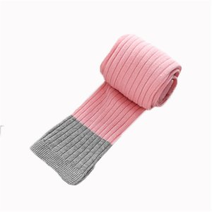 Lawadka Baby Tights Cotton Knitting Tights for Girls Fashion Patchwork Baby Girl Clothes Autumn Winter Children Girls Tights