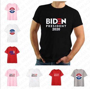 Women Men Joe Biden 2020 The Us Election Letters Printed T-shirt Unisex Summer Top Tees Adults Sports Short Sleeve Tshirt XS-4XL D7209