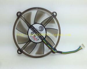 8см PLA08015B12HH Двойной Бал 4 линии с регулятором температуры вентилятора Дисплей карты вентилятора