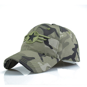 Famous Camo US Army Brand Cap Men Army Baseball Cap Dad Hat For Men Camouflage Snapback Bone Masculino Tactical Dad Cap